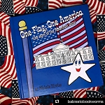 One Flag, One America - Children's book - Hardcover